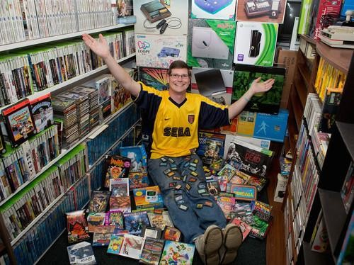 World's Largest Video Game Collection Sells for $750,000