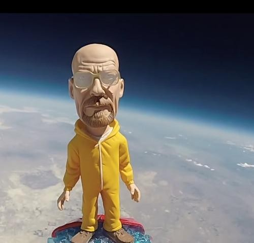 Thumbnail for Why This Heisenberg Bobblehead Went to Space