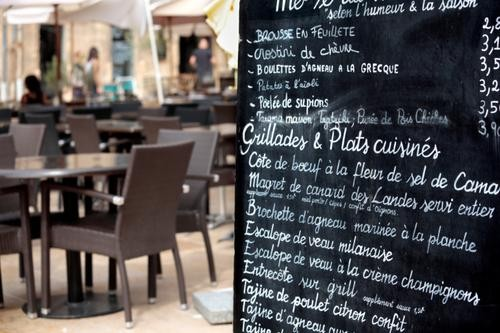 The Trouble with French Restaurant Food