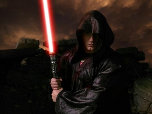 'Superman' Star Henry Cavill Trades in His Cape for a Jedi Robe