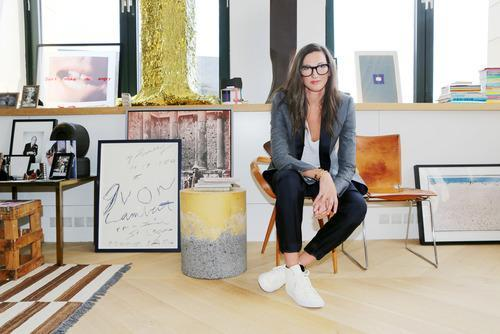 Jenna Lyons Talks Aging