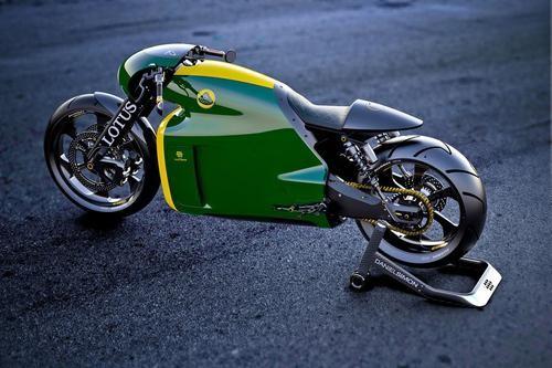 Lotus C-01 Hyperbike