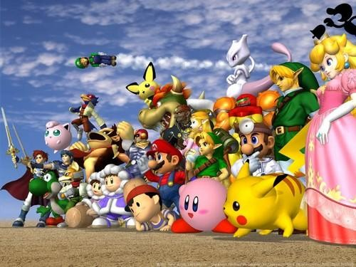Nintendo Announces the New Super Smash Bros. Will Be Out This Summer
