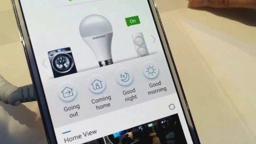 Samsung Launches 'Smart Home' That Connects Appliances with Smartphones, Tablets