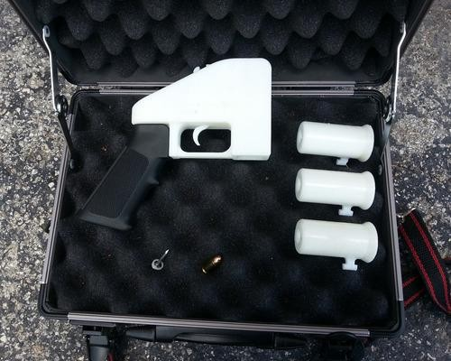 Why Cody Wilson Released His 3D-Printed Gun Plans to the Public