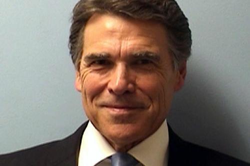 Rick Perry's Mug Shot Inspires Hilarious Internet Meme