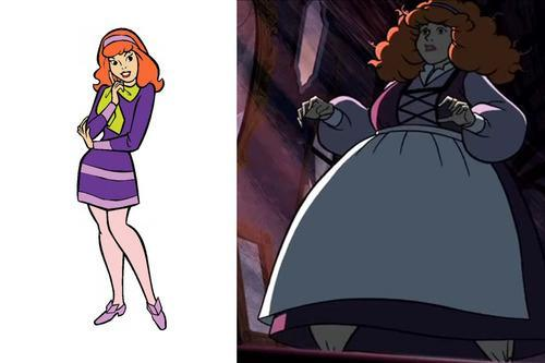 New 'Scooby-Doo' Movie 'Curses' Daphne From Size 2 to Size 8
