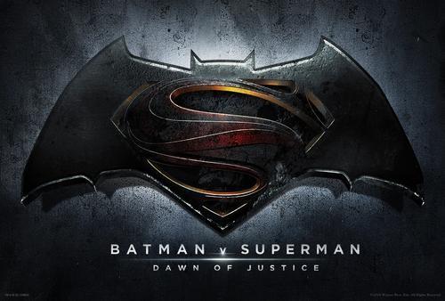 Dawn of Justice Batman V Superman Logo