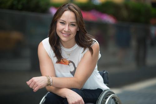 Paralympian Alana Nichols