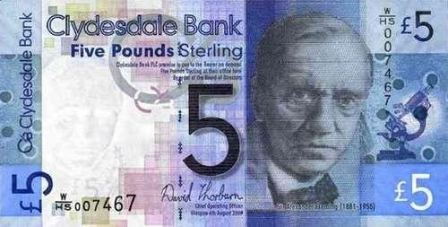 Separated at Birth: The Man on Scotland's £20 Bill and Grumpy Cat