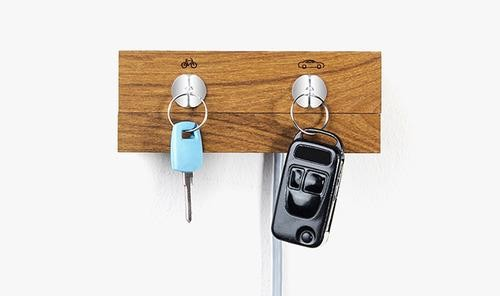 This Mischievous Key Rack Will Annoy You Into Being a Better Person