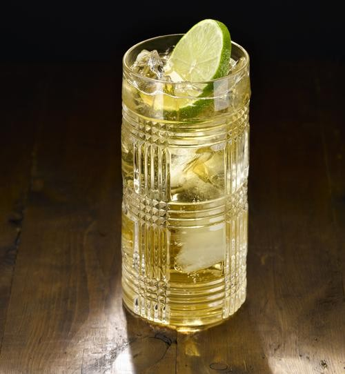 We're Seeing It Everywhere: Bourbon and Ginger