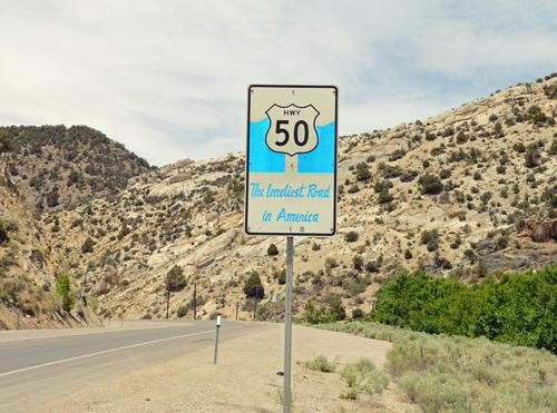 Making Friends on the Loneliest Road in America: Highway 50 in Nevada