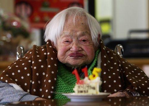 Japanese Women Have World's Longest Life Expectancy