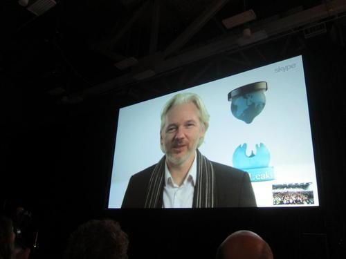 Julian Assange of WikiLeaks Talks NSA, Hints at More Leaks