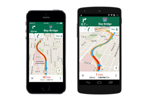 The 5 Awesome New Features of the Latest Google Maps Update