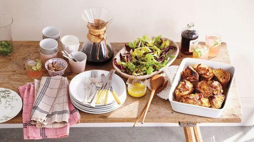 At Your Leisure: Simple, Sophisticated Brunch Recipes