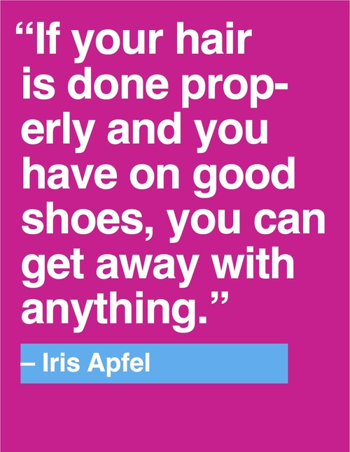 Iris Apfel