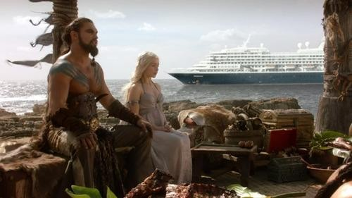 Best Cruises Based on 'Game of Thrones' and Other Great TV Shows