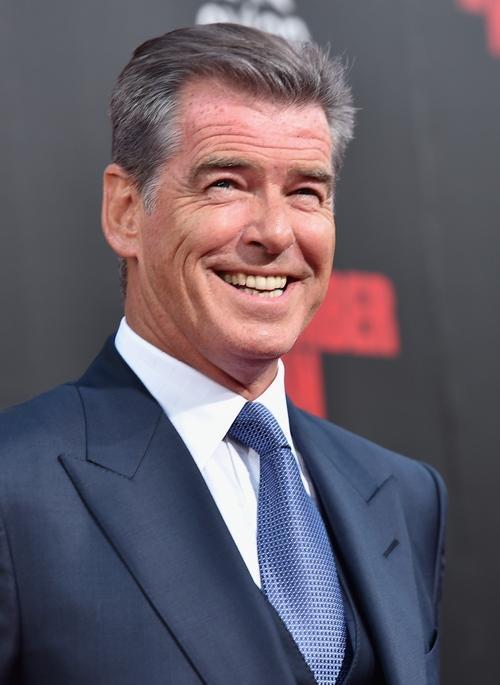 Pierce Brosnan Reveals the Big-Screen Superhero Role He Batted Away