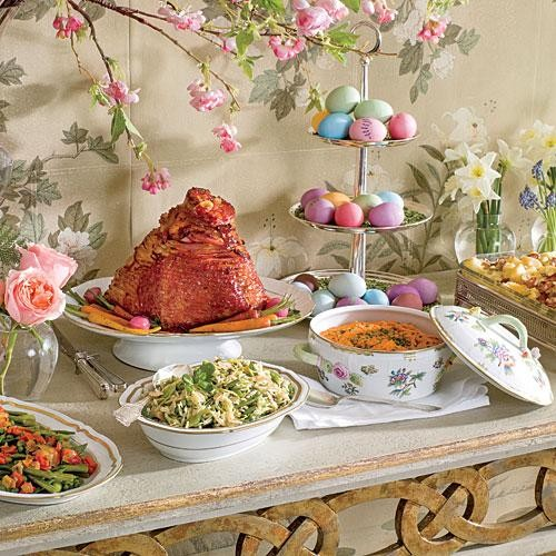 An Elegant (and Truly Easy) Easter Menu