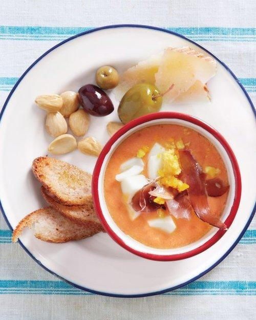Seriously Chill Summer Soups