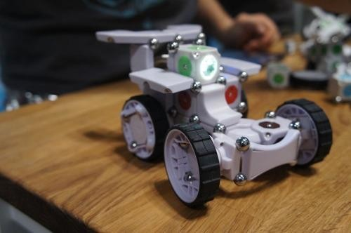 New Toy Makes Building Clever Robots a Snap
