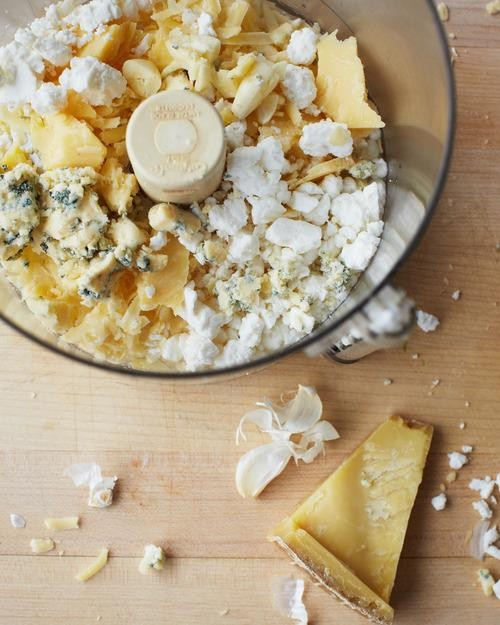 If We Ever Had Leftover Cheese...