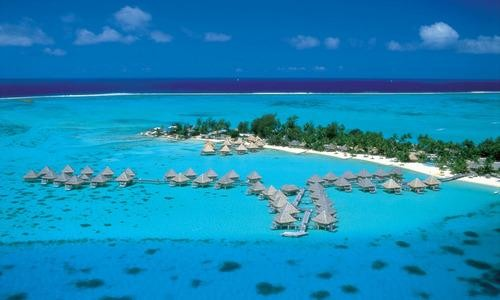 Two Free Nights with Airfare for a Five-Night Stay at the Intercontinental Bora Bora