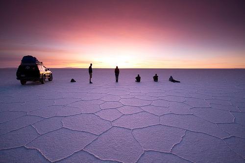 #Daydream: Salar de Uyuni, Bolivia
