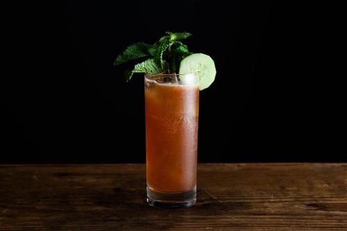 Pimm's Cup: Easier Than You'd Think