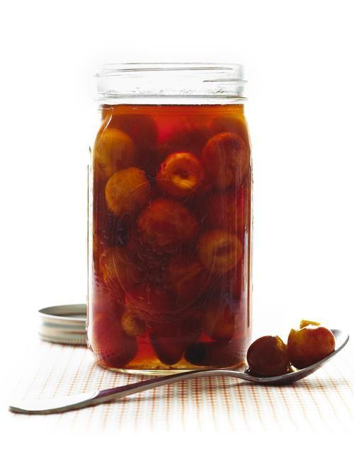 How to Make Your Own Maraschino Cherries