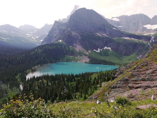 #Daydream: Glacier National Park