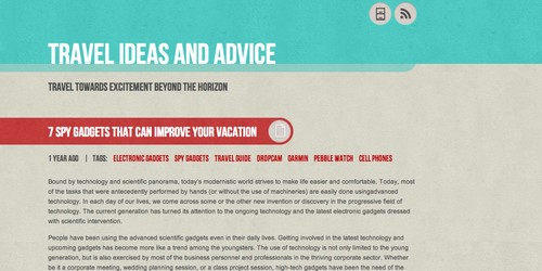 Tumblr of the Day: Top Travel Ideas and Advice