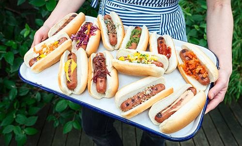 Throw a Better Hot Dog Party