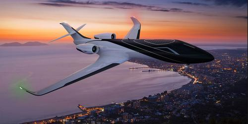 The Future of Airplanes Could Be a Windowless Jet
