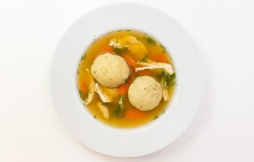 Master Matzo Ball Soup