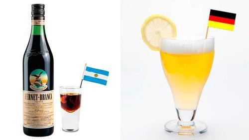 World Cup Party: Drink Up, Argentina and Germany
