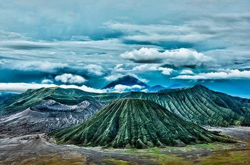 #Daydream: Bromo Tengger Semeru National Park