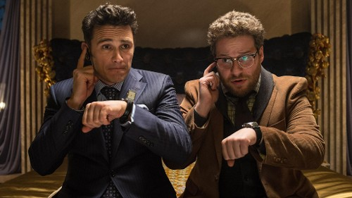 From North Korea With Love: Seth Rogen and James Franco Star in First Trailer for 'The Interview'