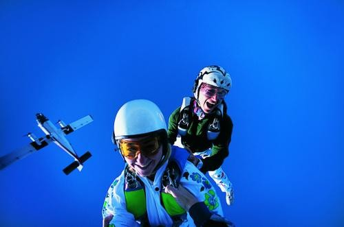 Let 'Er Rip! The World's Most Scenic Places to Skydive