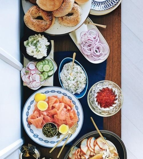 How to Throw the Ultimate Bagel Brunch
