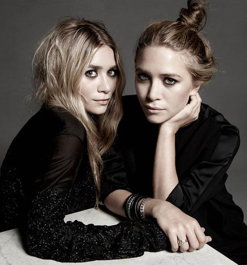 Beauty Crush: Mary Kate + Ashley