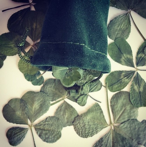 Two Bay Area Engineers Are Drone-Delivering Four-Leaf Clovers via Instagram
