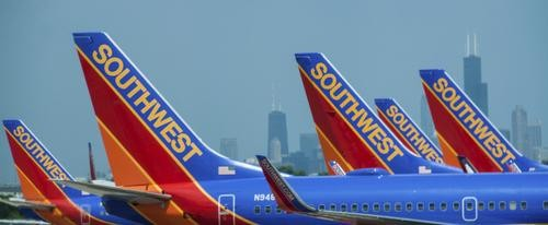 #GetOut: Man Allegedly Kicked Off Southwest Airlines Flight for Tweeting Complaint
