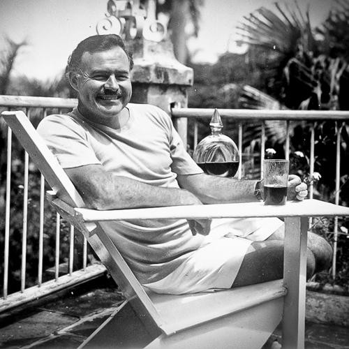 Drink Like Ernest Hemingway, Anne Sexton and Other Literary Boozehounds
