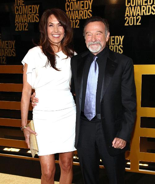 Wife: Robin Williams Had Parkinson's Disease, His Sobriety Intact Before Death