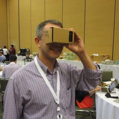 Move Over, Google Glass: Here Comes Google Cardboard