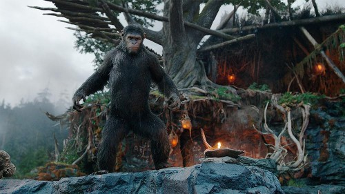 Box Office: 'Dawn of the Planet of the Apes' Rules With $73 Million