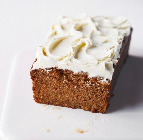 Carrot Cake, Because It's Monday